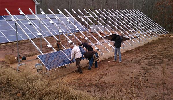 mounting-solar